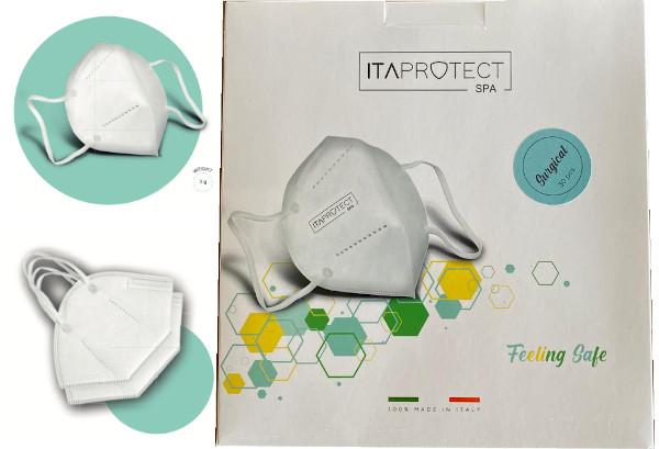 MASCHERINA FILTRANTE TIPO II-R CF.30PZ COD. IP10002