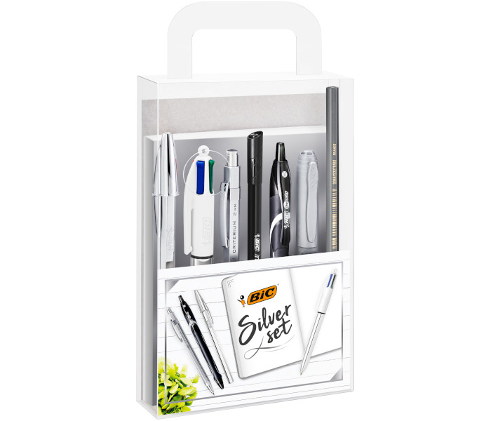 BIC SPECIAL PACK KIT SILVER 9576121