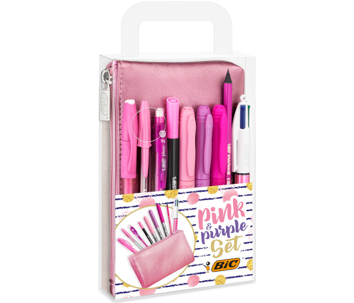 BIC SPECIAL PACK Pink & Purple Set 964280