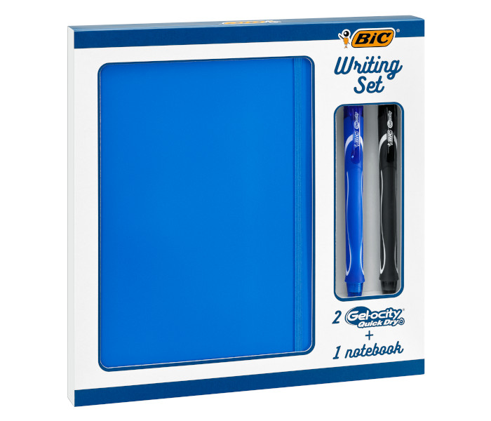 BIC SPECIAL PACK GELOCITY QUICKDRY WRITING SET 972157