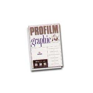 ACETATI PROFILM GRAFIC G22 A4 ADES.-100pz 987-362