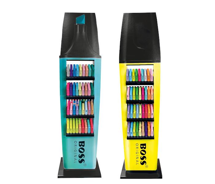 EVID.STABILO BOSS 70 -530pz IT70/530-5 (boss+boss pastel)
