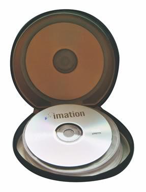CASE CD 12P. METALLO COL.ASSORTITI