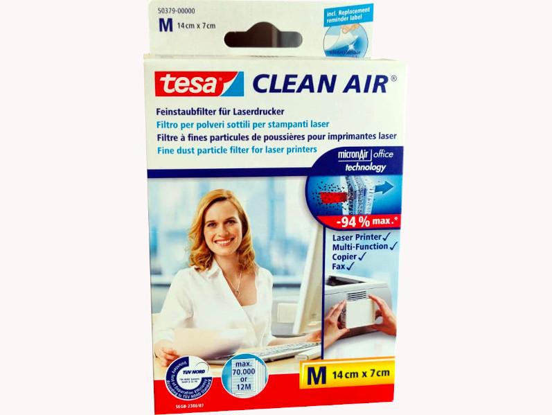 FILTRO CLEAN AIR 14x7 (M) TESA PER STAMP.LASER/COPIATRICI