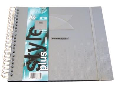 CASE CD 48P. F-MATE SILVER 878