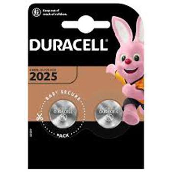 DURACELL LITIO 3V DL2025 -BL.2PZ