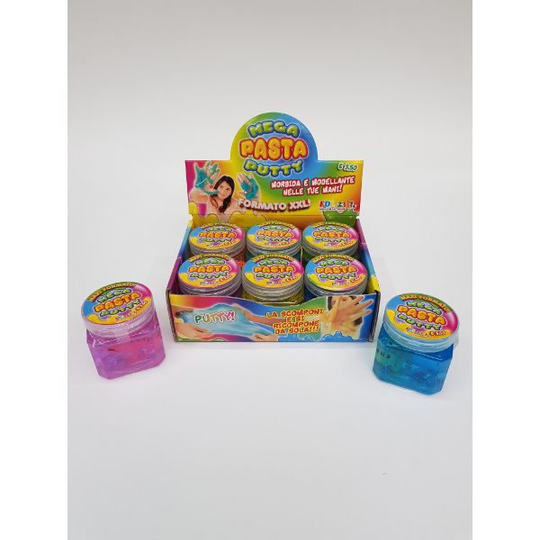 EDI KIDS MEGA PASTA PUTTY -6PZ 690280006