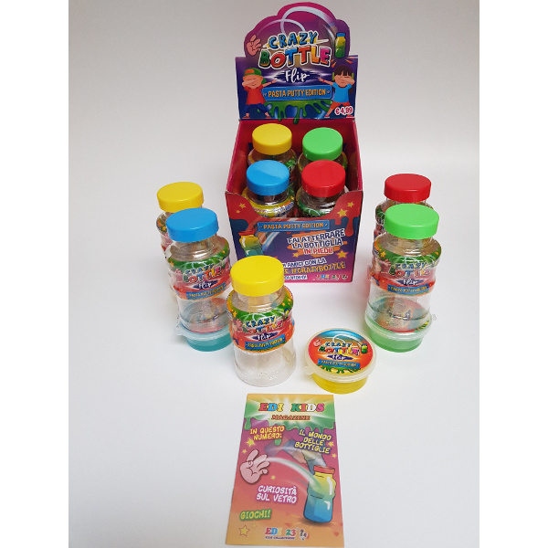 EDI KIDS CRAZY BOTTLE FLIP -4PZ 690280009
