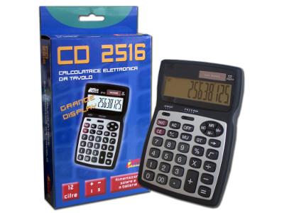 CALCOLATRICE 12C. TAVOLO CD-2516 OP9.5