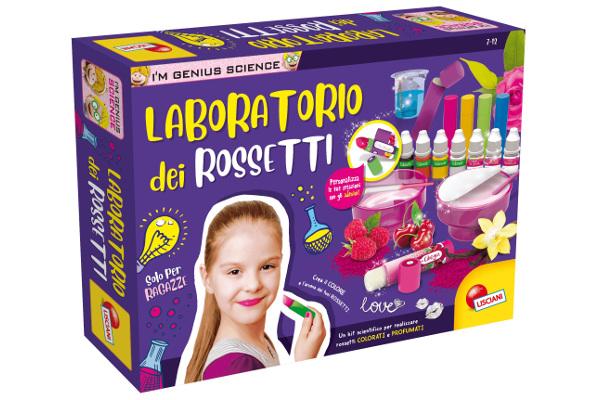 LISCIANI I'M A GENIUS LABORATORIO ROSSETTI 66872