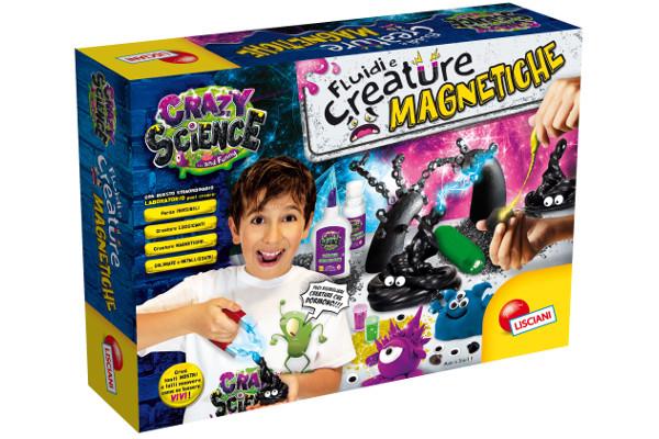 LISCIANI CRAZY SCIENCE LABORATORIO FLUIDI E CREATURE MAGNETICHE 73061