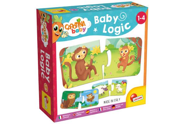 LISCIANI CAROTINA BABY LOGIC MAMME E CUCCIOLI 80038