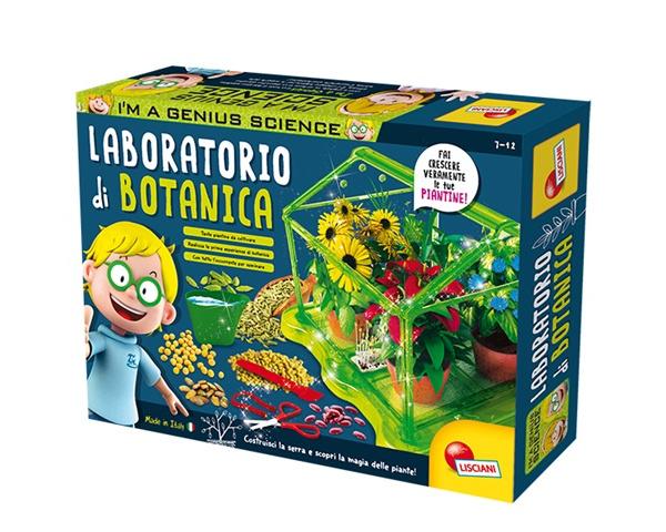 LISCIANI I'M A GENIUS LABORATORIO DI BOTANICA 84258*