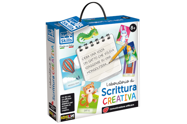 LISCIANI LIFE SKILLS LABORATORIO DI SCRITTURA CREATIVA 84876