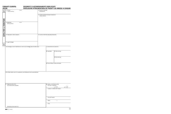 E0165C DDT SEMPLIFICATO -DAS SNAP -100pz
